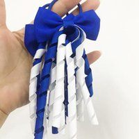 Acessórios de Cabelo Coreano Moda Bonita Bowknot Elastic Bands para Meninas Tassel Ropes Gravata Sweet Cheerlead Y4c4