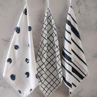 Cleaning Cloths Torchons De Cuisine Kitchen Square Clean Cloth Washing Towel Rag Per Package Wash Toallas Cocina Para Platos
