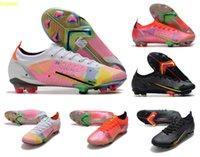 2021 Erkekler Futbol Ayakkabı VA Pors Yusufçuk XIV 14 Elite FG 360 CR7 Düşük Ronaldo Kadınlar Çocuk Boyutu 39-45