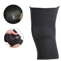 Elbow & Knee Pads 1PC Pressure Sports Kneepads Elastic Protector Breathable Knees Braces For Outdoor Size XL