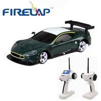Elektrikli / RC Araba Fiziksel SayfasıYalama Oyuncak Uzaktan Kumanda Aston Martin Modeli 4WD Yarış Aksesuarları