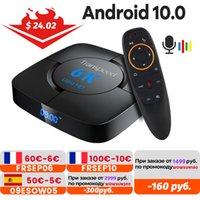 Allwinner H616 Android 10.0 TV Box 6K Wifi 2.4G&5.8G voice Assistant VideoTV Box Fast Set top Box
