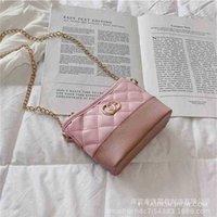 Garoto menina acolchoada bolsa bolsa de bolsas de mão saco de mão crossbody fanny pacote handbag 2021 tamanho pequeno de um ombro sacos de ombro coin caso bolsa alta capacidade totes g74n4iz
