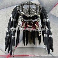Halloween alien war iron warrior terrorist predator helmet party role-playing mask