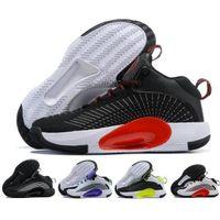 Jumpman 2021 män stövlar skor sneakers pf druva blå void universitet röd omlopp navy des chaussures man zapatos skateboard utomhus tenis