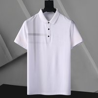 designer mens monclair polo shirts women t-shirts fashion clothing Embroidery letter Business short sleeve calssic tshirt Skateboard Casual tops tees