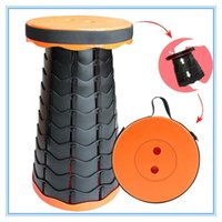 Camp Furniture Feistel Outdoor Retractable Stool Chairs Portable Lounge Folding Chair Camping Foldable Convenient Fishing
