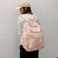 Backpack Cute Women Schoolbag Female Korean High School Rucksack Simple Campus Japanese Girl