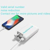 무선 이어폰 블루투스 헤드폰 헤드셋 휴대 전화 전원 은행 고객이 고객이 똑같은 링크 이어폰 TWS Max 2 3 Gen AP2 AP3