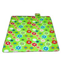 Outdoor Pads Picnic Mats Moisture-proof Tents Lawn Outing Waterproof Multicolor