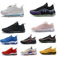 Esportes 97 Homens Correndo Shoe Halloween Almofada 97s Undefeated Sean Wotherspoon KPU Treinamento Plástico Sapatos de Forma Atacado Ao Ar Livre Sapatilhas