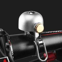 Retro Fahrrad Bell Edelstahl Fahrrad Ringer MTB Rennrad Bikes Horn Lenker Fahrrad Ring Laut Sound Radfahren Glocken Alarm Zubehör