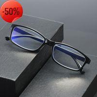 Голубой светло доказательство TR90 пресбиопические очки для среднего возраста и пожилых женщин простое чтение 5107