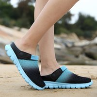 Quaoar sommer männer sandalen atmungsaktiv meh männlich sandal sommer strand männer schuhe wasser männliche hausschuhe mode rutschen billig schuhe