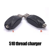 USB Charger E-Cigarettes Wireless Vape Chargers for All 510 Thread Battery CE3 O-Pen BUD Touch Vaporizer 0205015