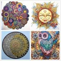5D DIY Diamond Art Kit Painting Kits 300+30*30 Pattern Wall Sticker Diamond Embroidery Painting Home Decor Gift