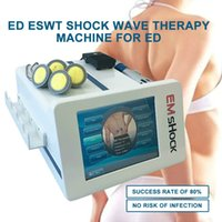 Portable Physical Foot Massager Therapy Machine Orthopedics Acoustic Radial Shock Wave EMS Muscle Stimulation Vacuum Cupping Body Massage#01