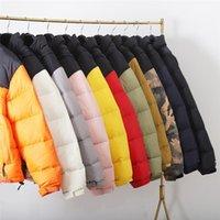 2021 Männer Frauen Designer Down Jacket Top Kleidung Sweatshirt Hoodies Mäntel hochwertig Markened Paar Straße Stil Essential Stylist 11 Farben (203375)