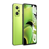 """Original Oppo Realme GT NEO 2 5G Mobile Phone 12GB RAM 256GB ROM Snapdragon 870 64.0MP HDR NFC 5000mAh Android 6.62"""" AMOLED Full Screen Fingerprint ID Face Smart Cell Phone"""