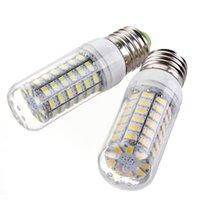 Lampen E27 LED-Kerzenlampe Maislampe 69leds Energiesparlampe 220V für Home Kronleuchter Beleuchtung