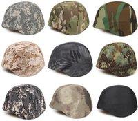 Tattiche del casco mimetizzate M88 Classe Due copertura Outdoor Forze speciali Forze speciali Esercito CS PubG Fans Cosplay Wide Brim Cappelli