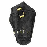 Storage Bags Heavy-duty Drill Holster Tool Belt Pouch Bit Holder Hanging Waist Bag TOER889