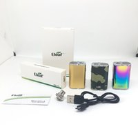 Eleaf Mini iStick 10W Kit 3 colors 1050mah Built-in Battery Max Output Variable Voltage Mod with USB Cable eGo Connector Fast Send