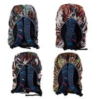 Factorybag Rucksack Regenabdeckung 35L Tragbare Ultraleicht Wasserdichte Camo Taktische Outdoor Camping Wandern Kletterstaub
