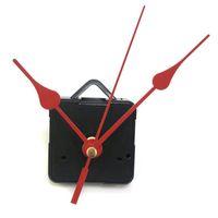 벽시계 케이스 크기 : 69 x 56 16mm 긴 손 쿼츠 시계 운동 메커니즘 DIY 키트 배터리 전원 공구