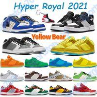 2021 Scarpe da basket Hyper Royal Black Bianco Significato Verde Brankroot Brown Blu Bear Sunset Pulse Multi Color Sean Agliver Uomo Donna Sneakers