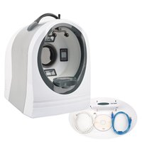 محلل جلد الوجه / ماجيك مرآة الوجه الماسح الضوئي / HD آلة تحليل ديرما ذكي