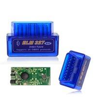 코드 판독기 스캔 도구 미니 vgate v 2.1 ELM 327 블루투스 OBD2 / OBDII ELM327 V2.1 스캐너 BT 어댑터