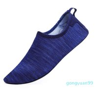 Drop Shipping Schnelltrocknung Aqua Beach Wasser Indoor Yoga Schuhe Für Mann Frau