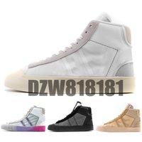 OFF White x Nike Air Force 1 OW Erkek Kadın Rahat Ayakkabılar Orta 2.0 Spooky Grim Reepers Tüm Yadigarları Eve Beyaz Serena Williams Gökkuşağı Bayan Rahat Kapatçılar Blz 36-46