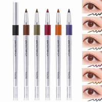 Высококачественные глаза макияж водонепроницаемый карандашный карандаш длительный черный гель для глаз лайнер ручка татуировки Beauty1