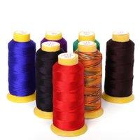 جديد القادمة 300 ياردة / لفة 0.75 ملليمتر النايلون الحبل الصينية عقدة الحبل macrame حبل موضوع سلسلة diy الملابس الخياطة الحرفية الملحقات