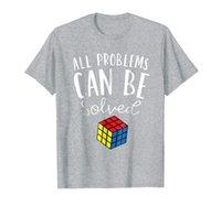 Los problemas de la camiseta del rompecabezas del rompecabezas de la velocidad se pueden resolver