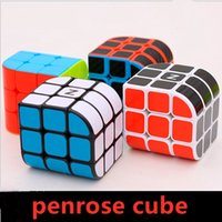 Zcube Curve 3x3 скорость куб Z-куб Penrose Cube 3x3x3 волшебный кубик кривая тригидара рутина Pyrose Cubo Magico