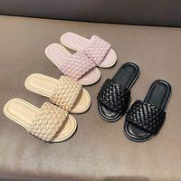 Slipper Kids Shoes Childrens Slippers Girls Footwear Children's Sandals Summer Fashion Princess Soft Bottoms Beach B6376