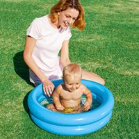 Pool & Accessories Baby Inflatable Swimming PVC Thickening Toys Round Bathtub Children's Portable Outdoor