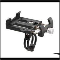 Rack per camion auto GUB G-84 Anti-slip in plastica Bicicletta Bike Bike 3DOT5-6Dot2inch Supporto per telefono Staffa per cellulare intelligente Maniglia cellulare D3nqi