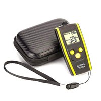 Alcoholism Test HT-611 High Accuracy Digital Alcohol Tester Breath Breathalyzer Breathalyser
