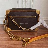 Luxurys Designers de couro genuíno bolsa de ombro bolsas crossbody sacos moda homens menino mensageiro sacos