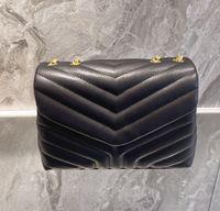 Cloud bag Luxurys Designers bag Lady Fashion Totes LOULOU Clutch Bag Handbags women ys bags Shoulder Bags 24*17cm