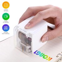 Printers Portable Inkjet Printer, Mini Color Bar Code Printer And Ink Cartridge, Custom Text Application # R15