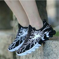 2021 low Socks Running shoes black moire multi Camouflage surface soft-soled Korean version men's fashion popcorn soft soles sports travel men sneaker 36-48 #A0019
