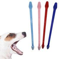 Beauty Tools Hunde Katze Welpe Zahnzahnbürste Zähne Gesundheit Zubehör Zahn Waschen Reinigung Hund Pflege WLL862