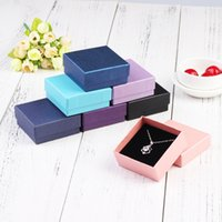 Charm Bracelets Jewelry velvet bag color pearl jewelry packing box Earrings Ring Necklace