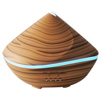 500Ml Aroma Essential Oil Diffuser Ultrasonic Air Humidifier...