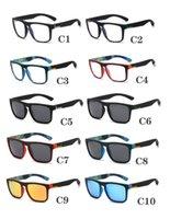 Sommer Fahren Sonnenbrille Polarisierte Sonnenbrille für Männer Mann Mode Strand Radfahren, Radfahren, Reisen, Angelbrillen Polarisation Eyewear Goggle Quadrat